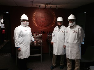 Grain Millers Inc. Visit