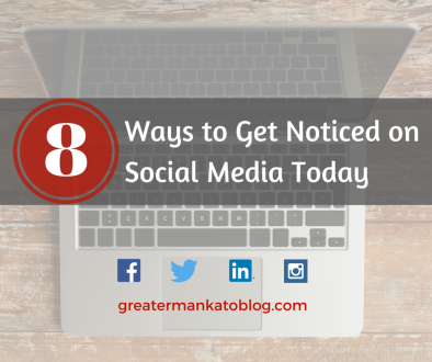 8 Ways to Get Noticed on Social Media