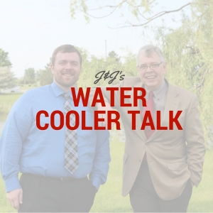 J and J's water cooler talk