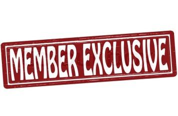member exclusive